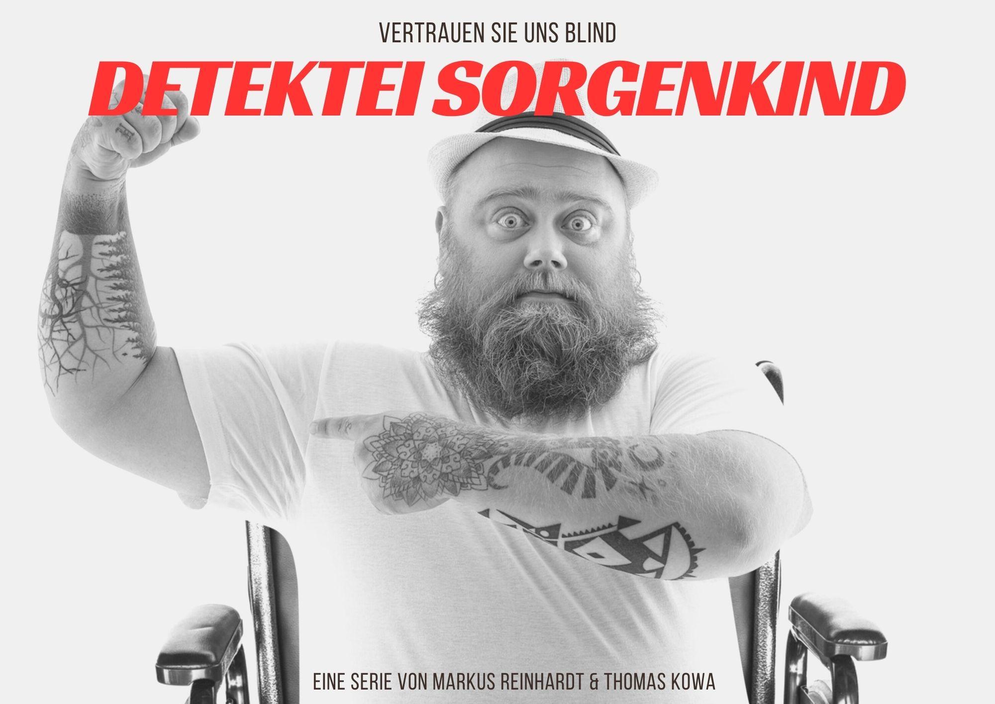 Cover Detektei Sorgenkind