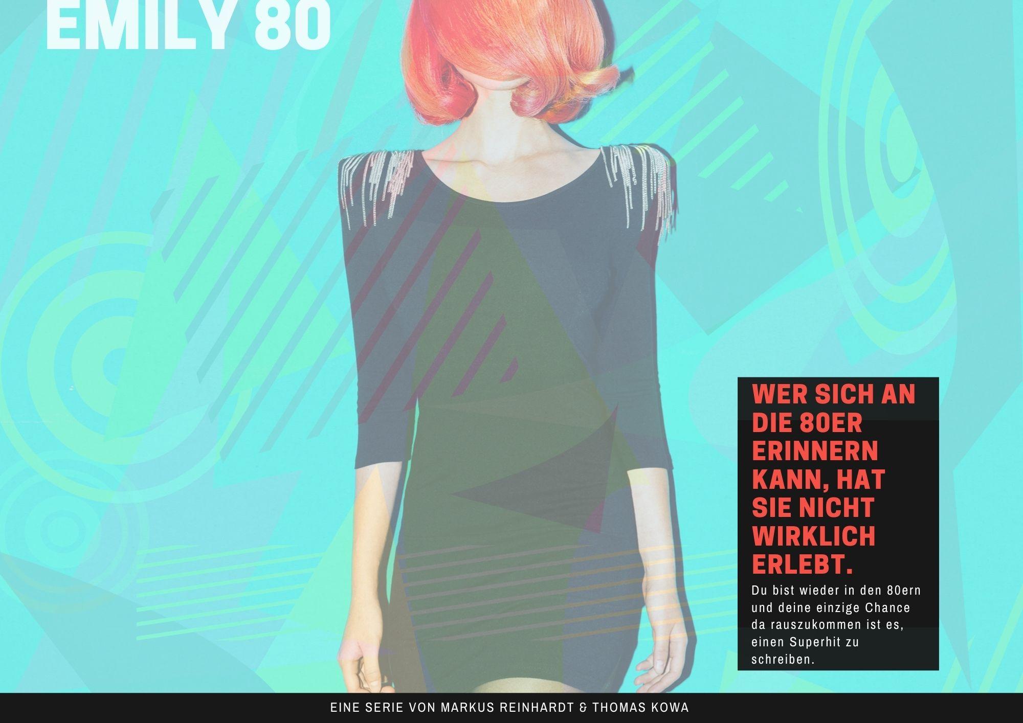 Cover EMILY 80 quer